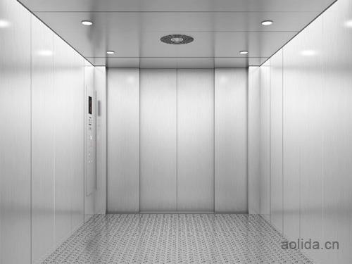 无机房载货电梯